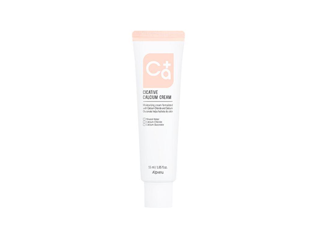 A'Pieu - Cicative Calcium Cream - Nawilżający krem do cery suchej i wrażliwej