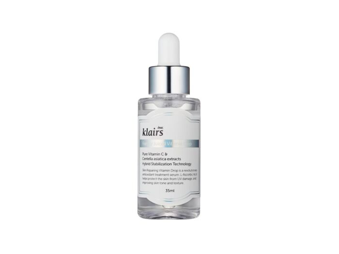 KLAIRS - Freshly Juiced Vitamin Drop - Serum z witaminą C i wąkrotą azjatycką