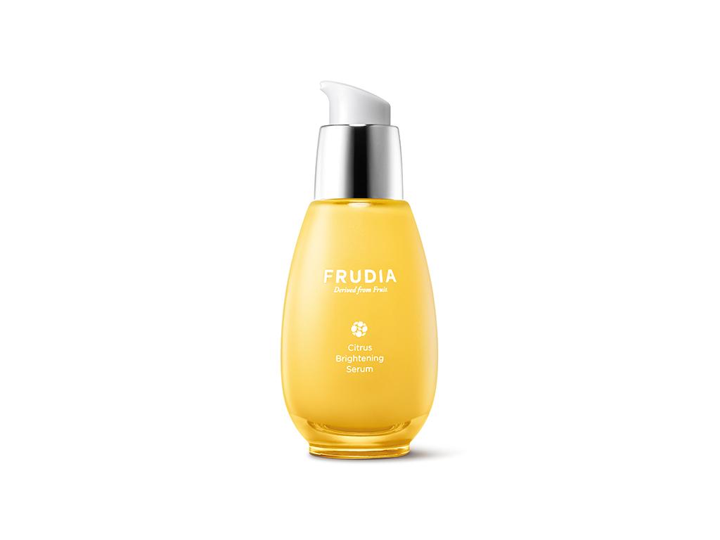 FRUDIA - Citrus Brightening Serum - Rozjaśniająco-nawilżające serum na bazie cytrusów