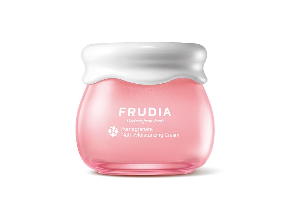 FRUDIA - Pomegranate Nutri-Moisturizing Cream - Odżywczy i nawilżający krem na bazie ekstraktu z granatu