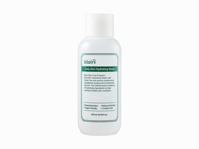 KLAIRS - Daily Skin Hydrating Water - Nawilżająco-kojący tonik do twarzy