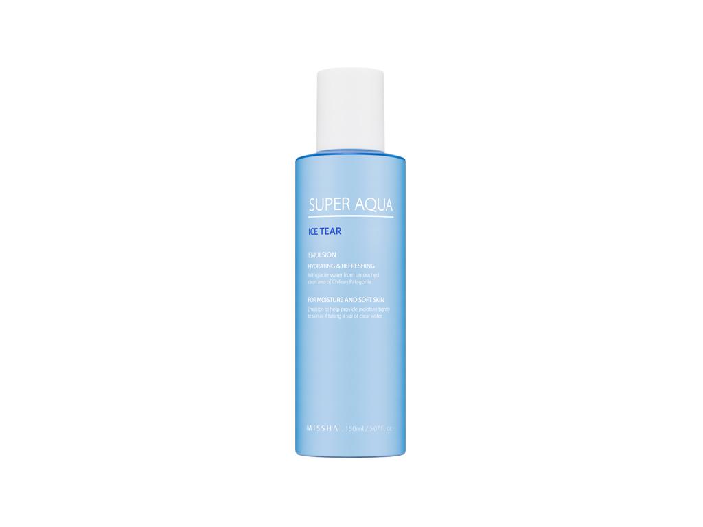 MISSHA - Super Aqua Ice Tear Emulsion - Nawilżająca emulsja do twarzy